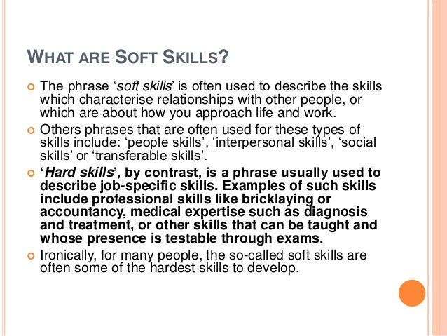 Fieldstation.co  What Are Soft Skills