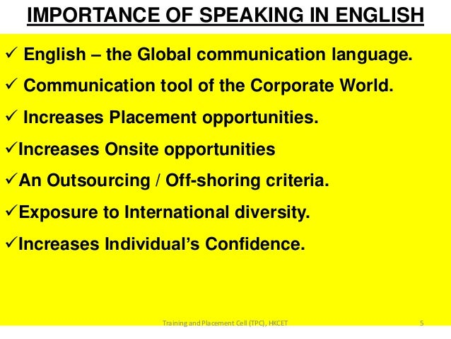 What Is The Importance of English Language In Our Life