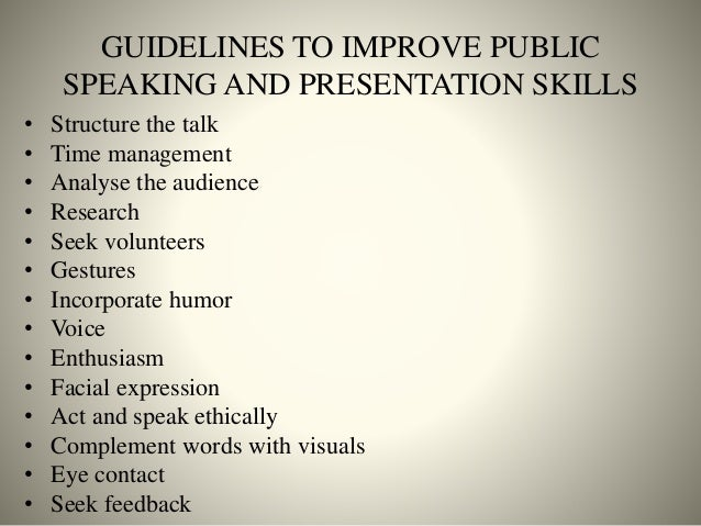 Research paper effective communication skills