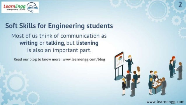 Soft Skills For Engineering Students Slide 3