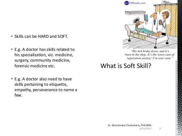 B1 discuss the skills the practitioner