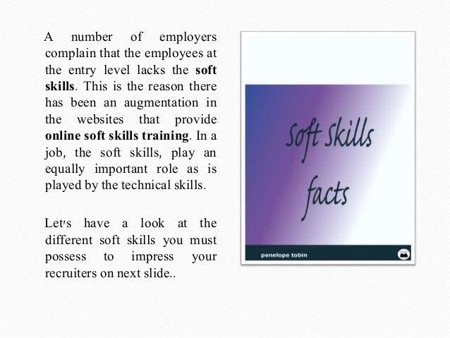 possess skills