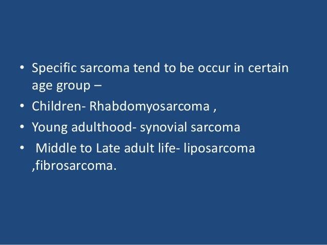 Classification • TUMORS OF ADIPOSE TISSUE - Lipoma - Liposarcoma • TUMOR OF FIBROUS TISSUE - Nodular fasciitis - Fibromato...