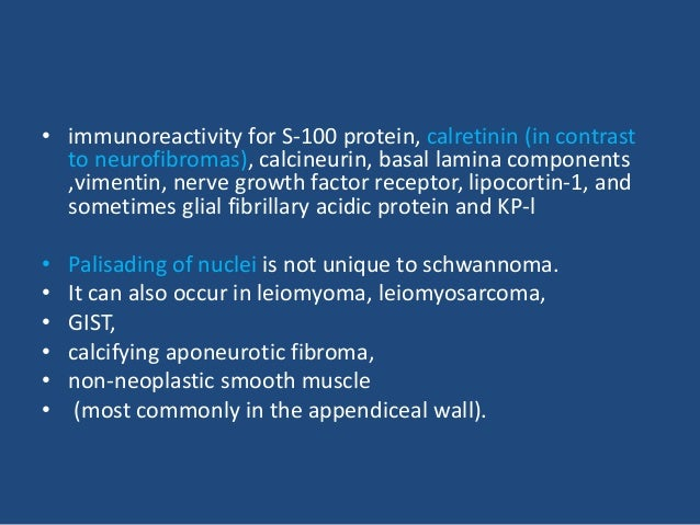 Cellular schwannoma