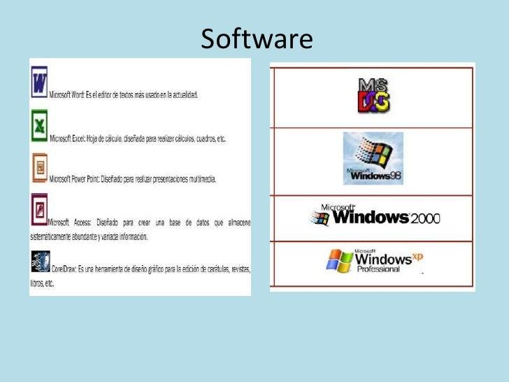 Software<br />