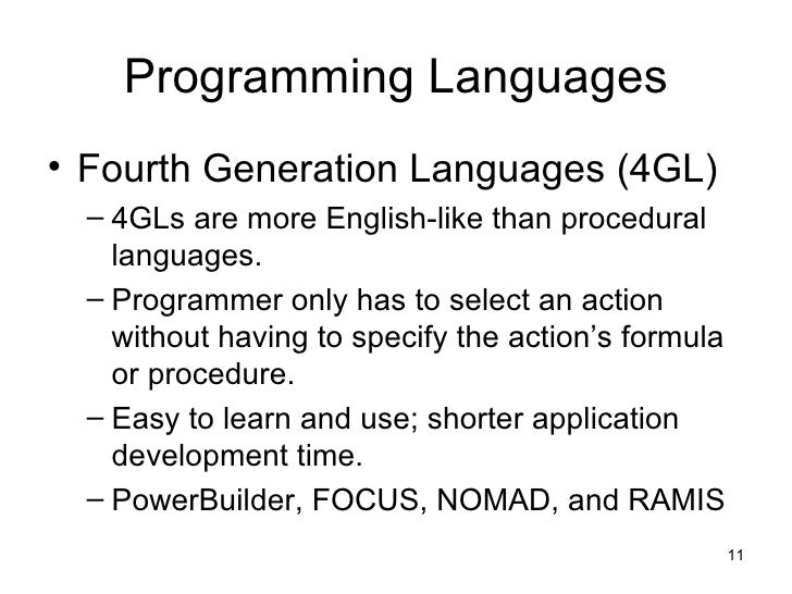 Software – Powerbuilder Programmer