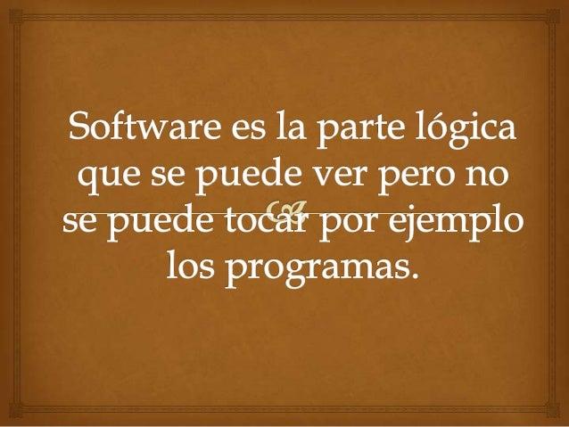 Software Slide 2