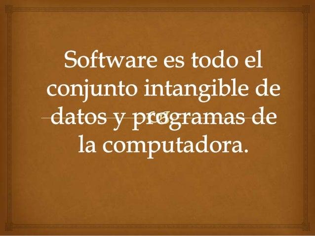 Software Slide 3