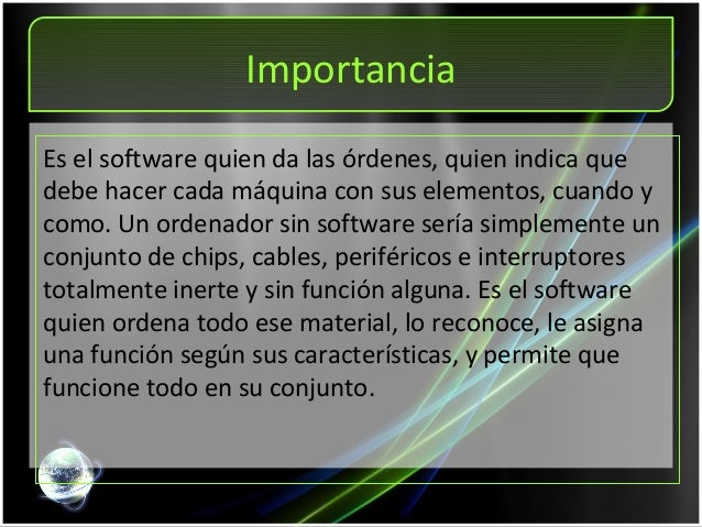 Software - Joseph Rosales Slide 3
