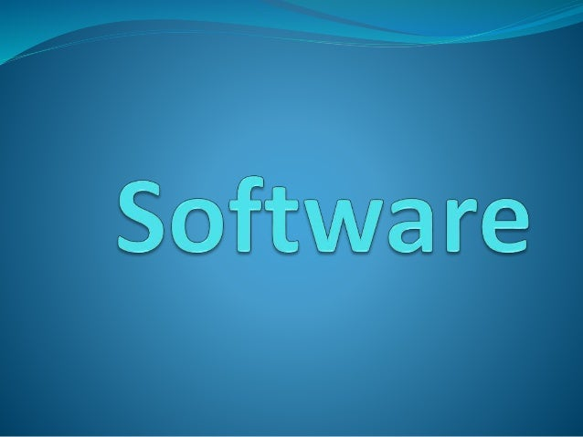 Software is a collection of program as well as set of instruction which are design and developed by software engineer to p...