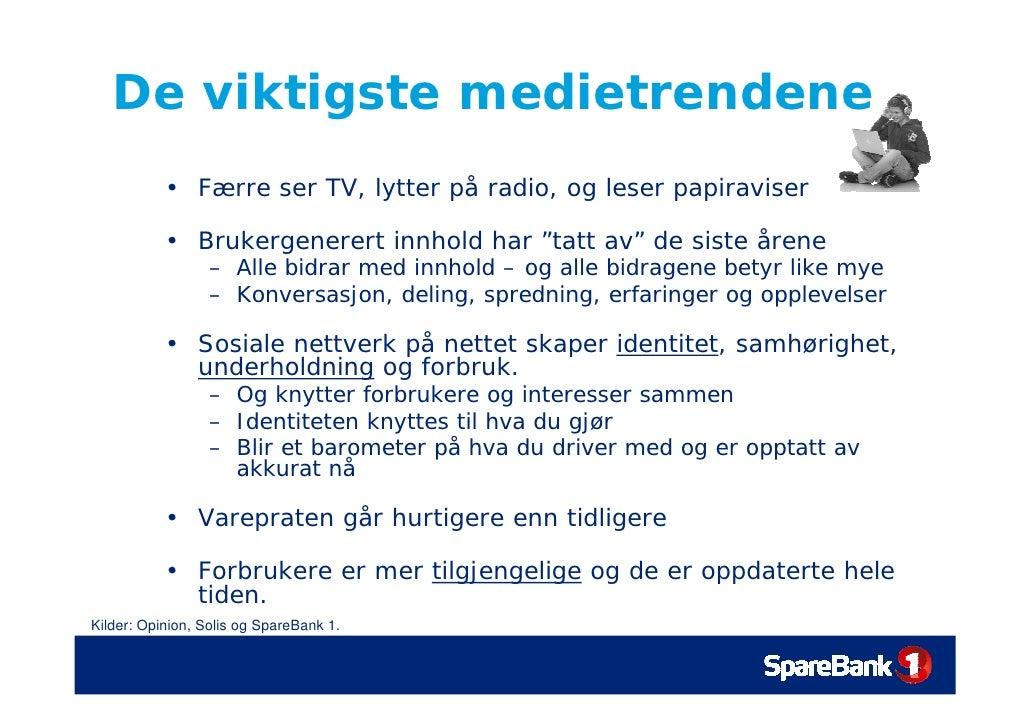 Sosiale medier og næringslivet - Software 2009 - Christian Brosstad Slide 3