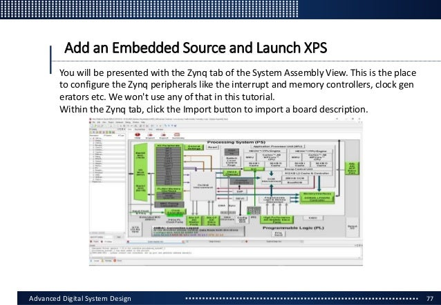 Software hardware co-design using xilinx zynq soc