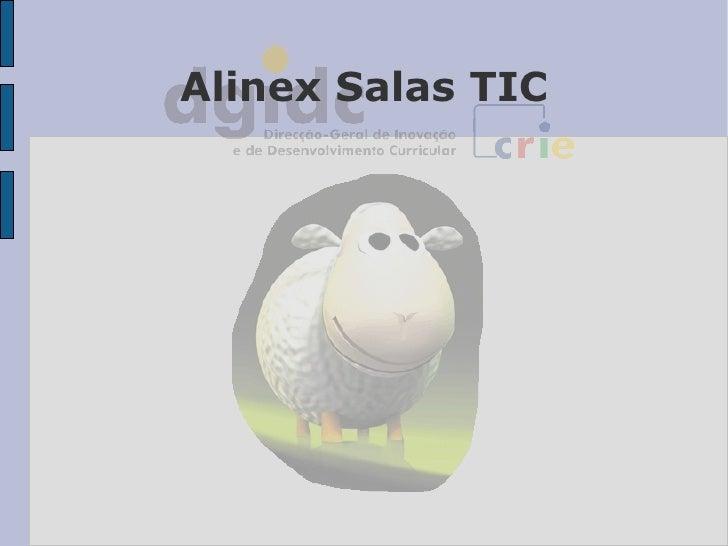 Alinex Salas TIC