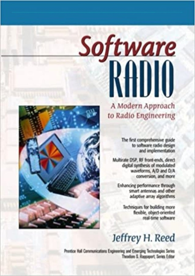 [READ PDF] Software Radio: A Modern Approach to Radio Engineering (Prentice Hall Communications Engineering and Emerging T...