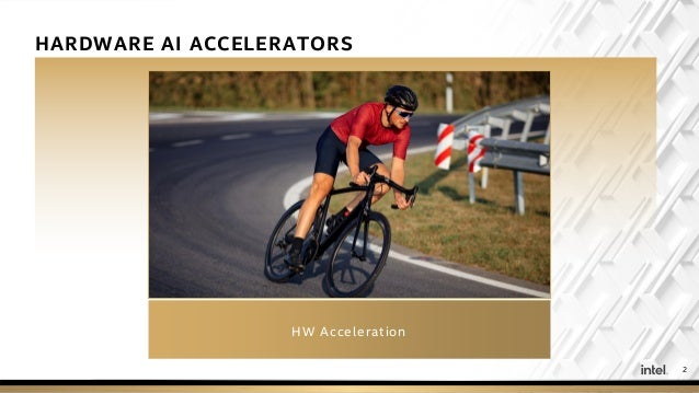 Software AI Accelerators: The Next Frontier | Software for AI Optimization Summit 2021 Keynote Slide 2