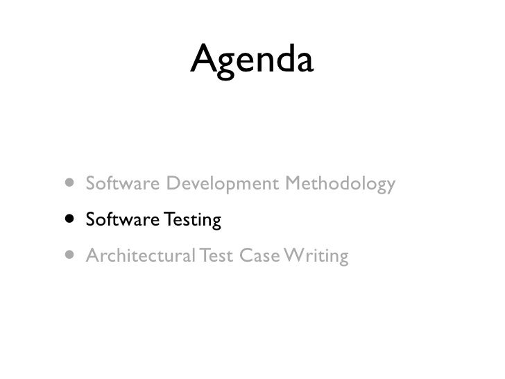 Do You Need to Write Test Cases?