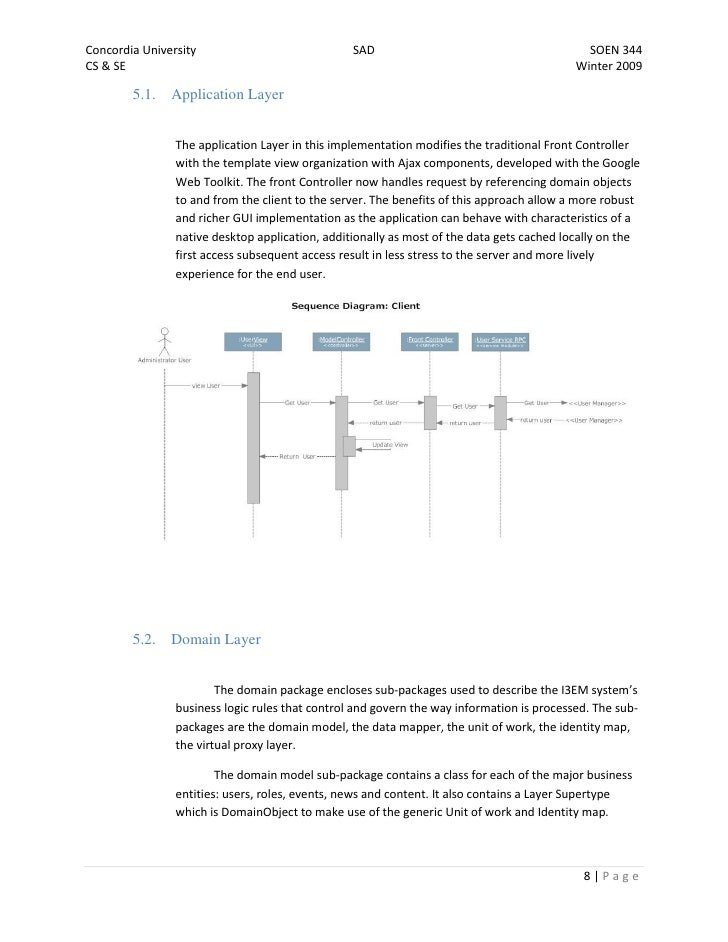 Software architecture document final 7page 8 malvernweather Images