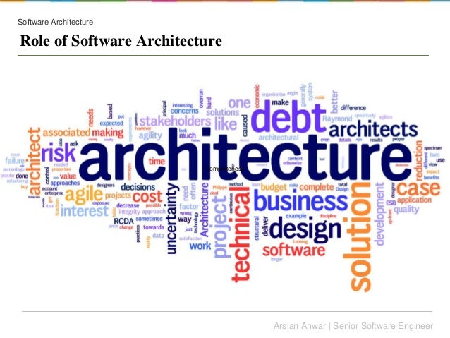 ... Software Engineer; 11. Software Architecture ...