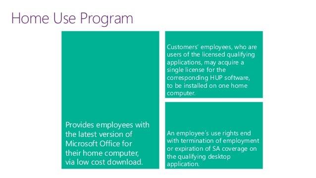 home use program - Microsoft Visio Home Use Program
