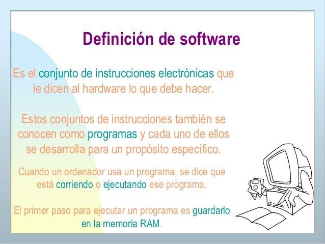 Clasificación del Software De acuerdo con el propósito para el que fueron desarrollados, los programas se clasifican en do...