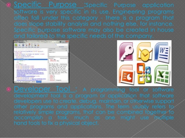 powerpoint on software concept classxi