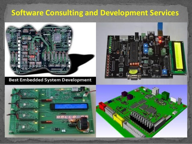 Software Consulting and Development Services