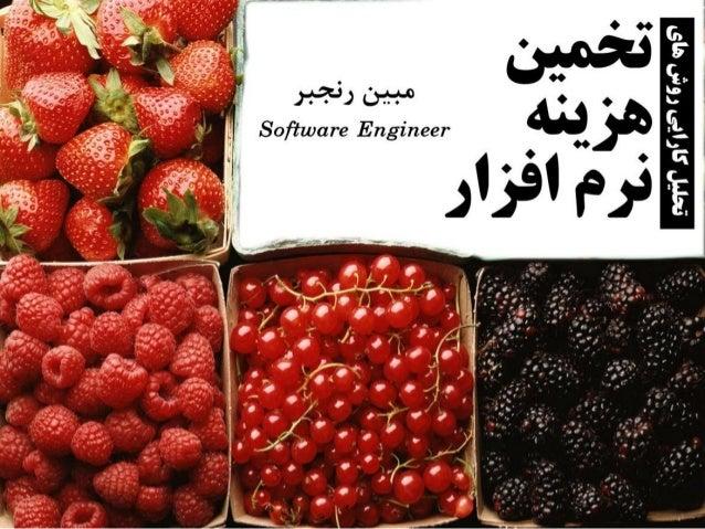 بزآورد هشینه نزم افشار یعنی چه؟  صفحه 1 اس 52
