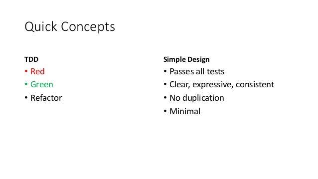 Example Koans • Ruby http://rubykoans.com/ • F# https://github.com/ChrisMarinos/FSharpKoans • Javascript https://github.co...