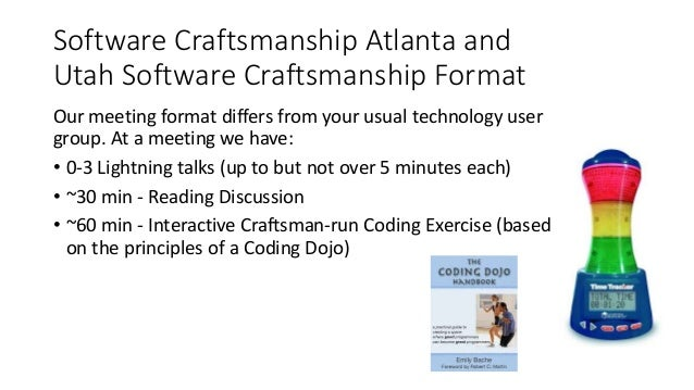 Software Craftsmanship and Agile Code Games