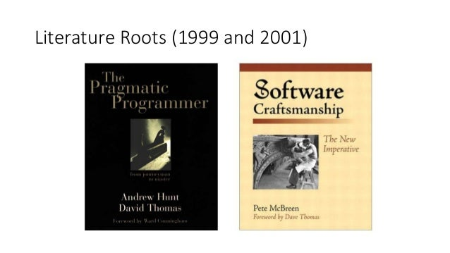Literature Roots (1999 and 2001)