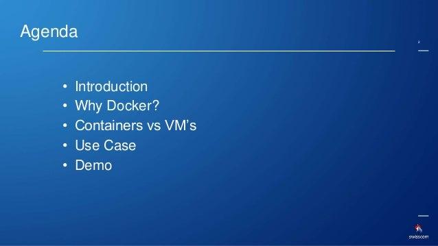 Brian Christner Brian.Christner@swisscom.com / @idomyowntricks > Swisscom Cloud Architect > Background in Containers, Clou...