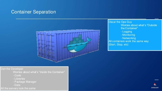 Docker - Build, Ship and Run Any App, Anywhere Hollywood edition