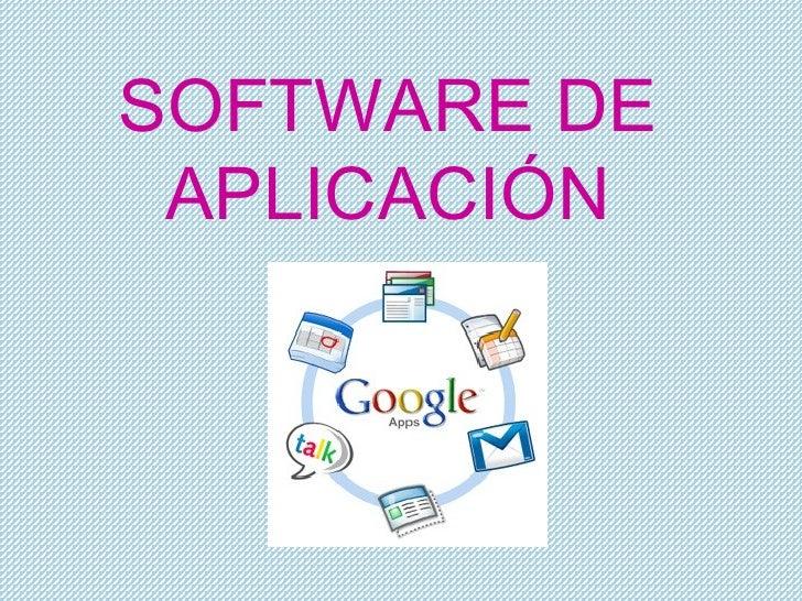 software de aplicacion Al momento de buscar una solución de software para la gestión de la   requerimiento de software y librerías: la aplicación web solo requiere.