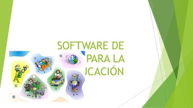 SOFTWARE DEAPLICACIÓN PARA LAEDUCACIÓNMarlin ArcosEducacion AdministrativaCentro de apoyo 40