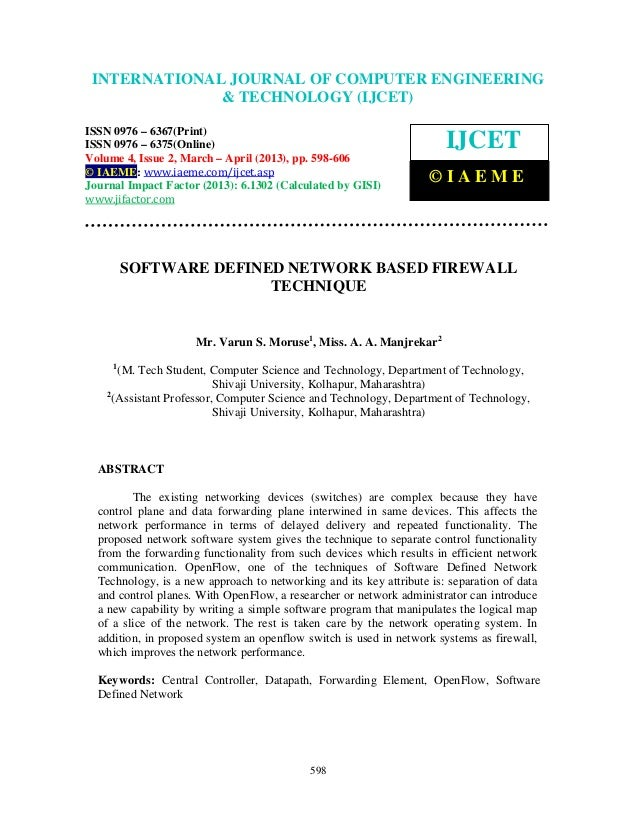 International Journal of Computer Engineering and Technology (IJCET), ISSN 0976-6367(Print), ISSN 0976 – 6375(Online) Volu...