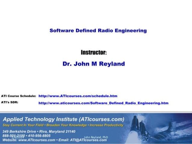 2/6/2014  John Reyland, PhD
