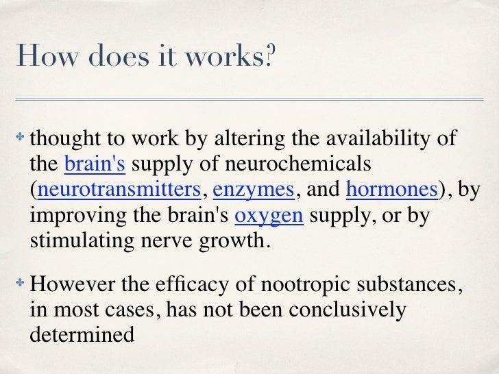Software Developer Guide To Nootropics