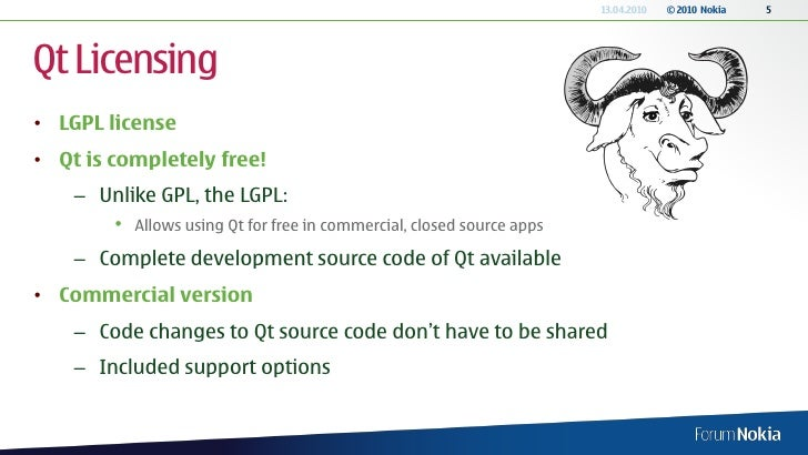 The latest open source software available and the latest development in ict