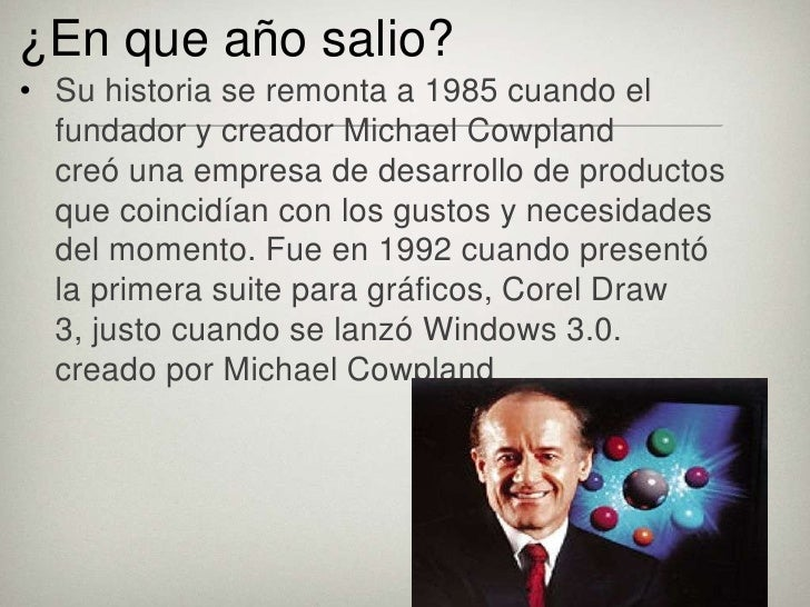 Michael Cowpland