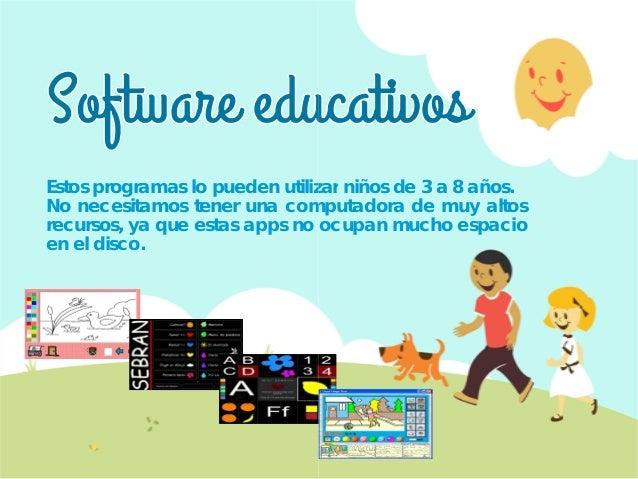 Estos programas lo pueden utilizar No necesitamos tener una computadora recursos, ya que estas apps no en el disco. utiliz...