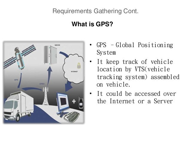 Software Engineering Project On Gps Based Bus Management System Gps Bms