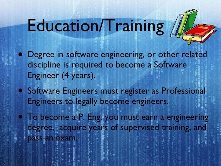 Requirements For Aerospace Engineering Education And Training : Software engineer h toor