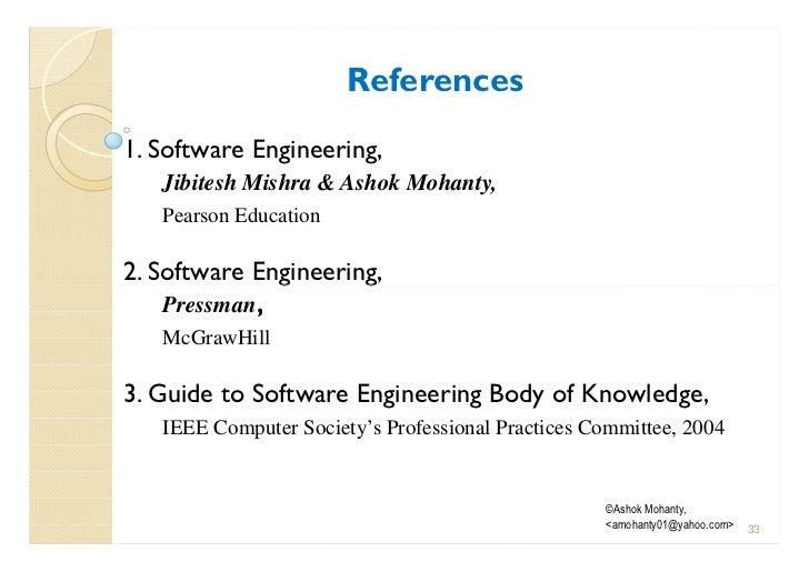 Software Development Process Model Requirement