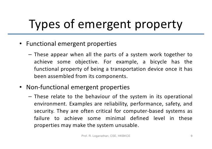 Superb ... 9. Types Of Emergent ...