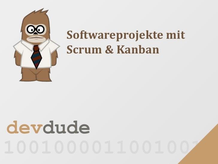 Softwareprojekte mit Scrum & Kanban<br />