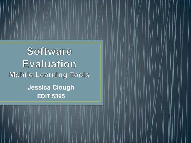 Jessica Clough  EDIT 5395