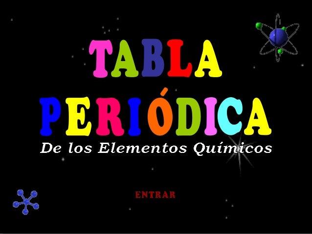 Tabla periódica: Es una herramienta que nos proporciona información de cada uno de los elementos que en ella se encuentran...