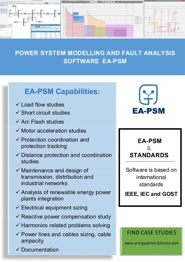Software for Electrical Engineers EAPSM