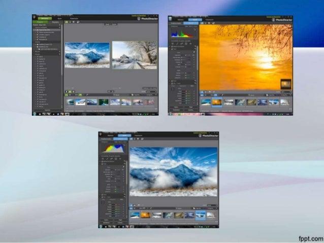FotoSketcher• Fácil Uso• Interfaz simple y sencilla.• Convertir una foto en Arte.• Lo puede utilizar cualquier persona.