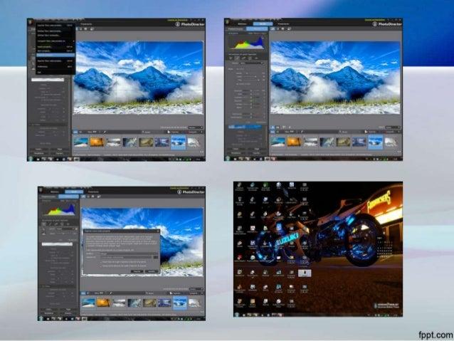 PresenterSoftPowerVideoMaker• Herramienta complementaria PowerPoint.• Convierte presentaciones en Video.• Uso Facil.• Cual...